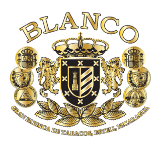 https://blancocigars.com/wp-content/uploads/2020/04/Blanco-Logo-2020-gold-320x293.png