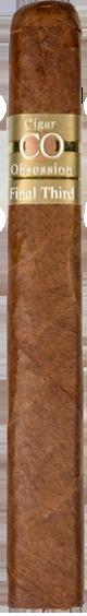 CO Final Third Cigar 5-Pack